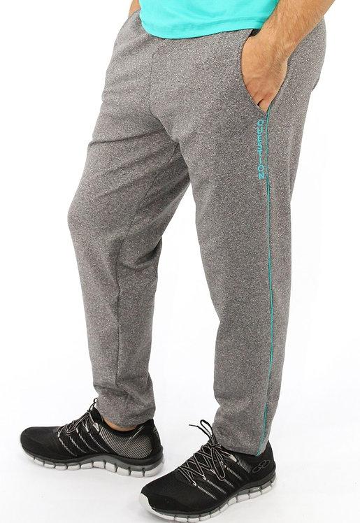R.9494C Calça Jogging Masculina Térmica com bolso e Fleece Interno Mescla