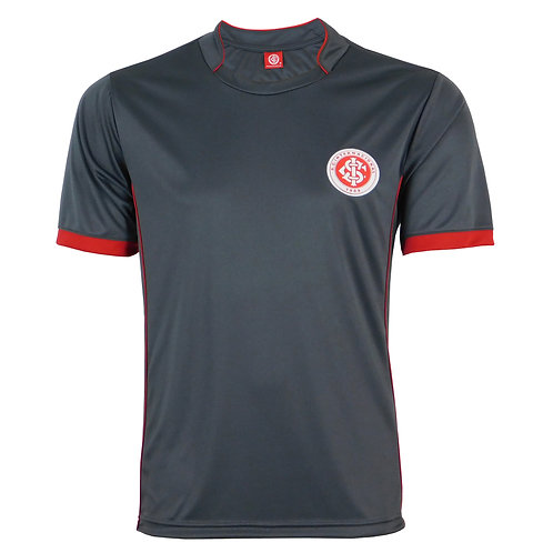 R.INT550 Camiseta Nova Internacional Cinza Camisa Em Dry Inter Lançamento