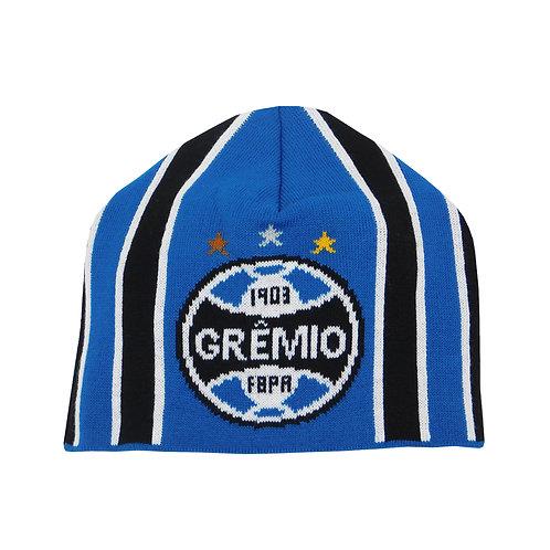 R.G57601 Gorro Grêmio Mundial Touca Tricolor Nº 7