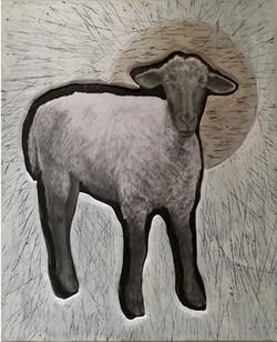 Standing Lamb