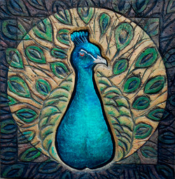 Resurrection Peacock