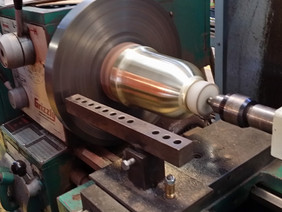 Using the Lathe to Clean Up Your Castings