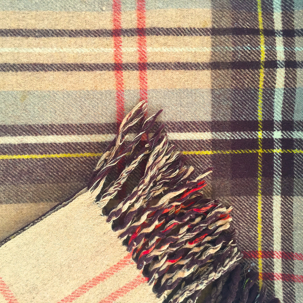 TRAVEL RUGS, HOW THE COLLECTION BEGAN.