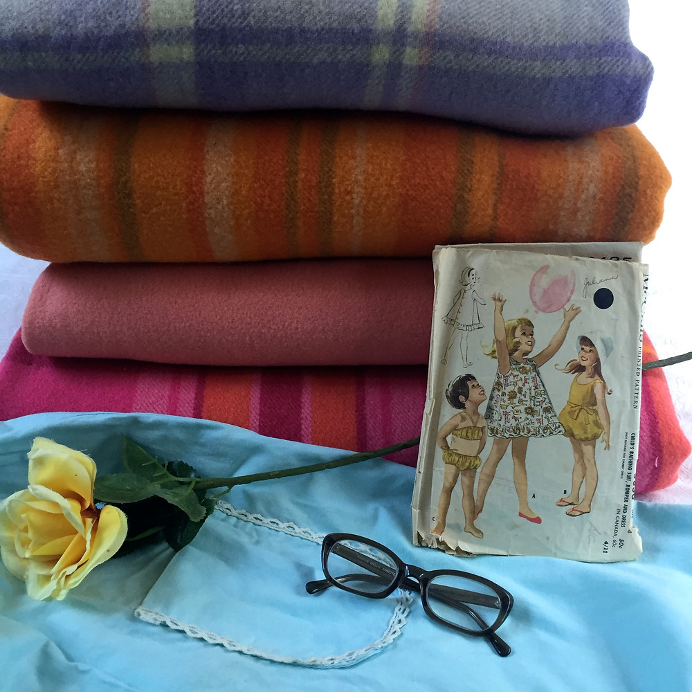 A PATTERN FOR @handystitcher AND A FEW TREASURES FOR ME