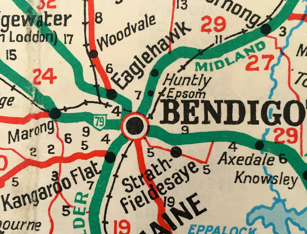 GREATER BENDIGO