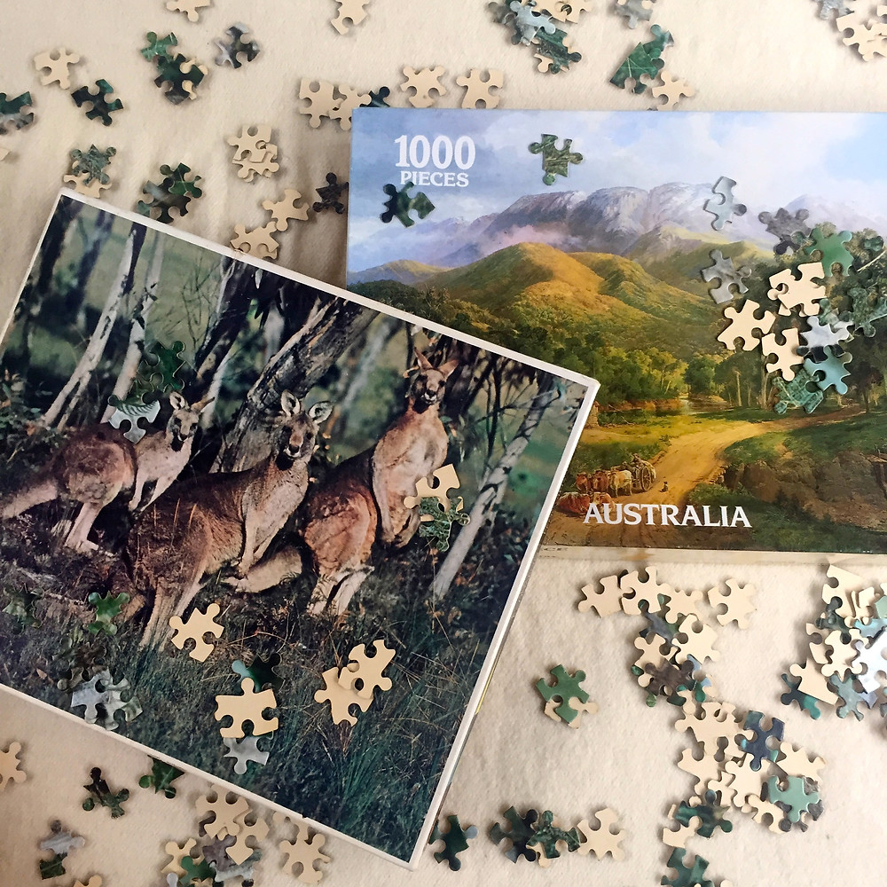 AS IF I NEED TO ADD A COLLECTION ... BUT AUSTRALIAN PUZZLES SEEMS A REASONABLE ADDITION