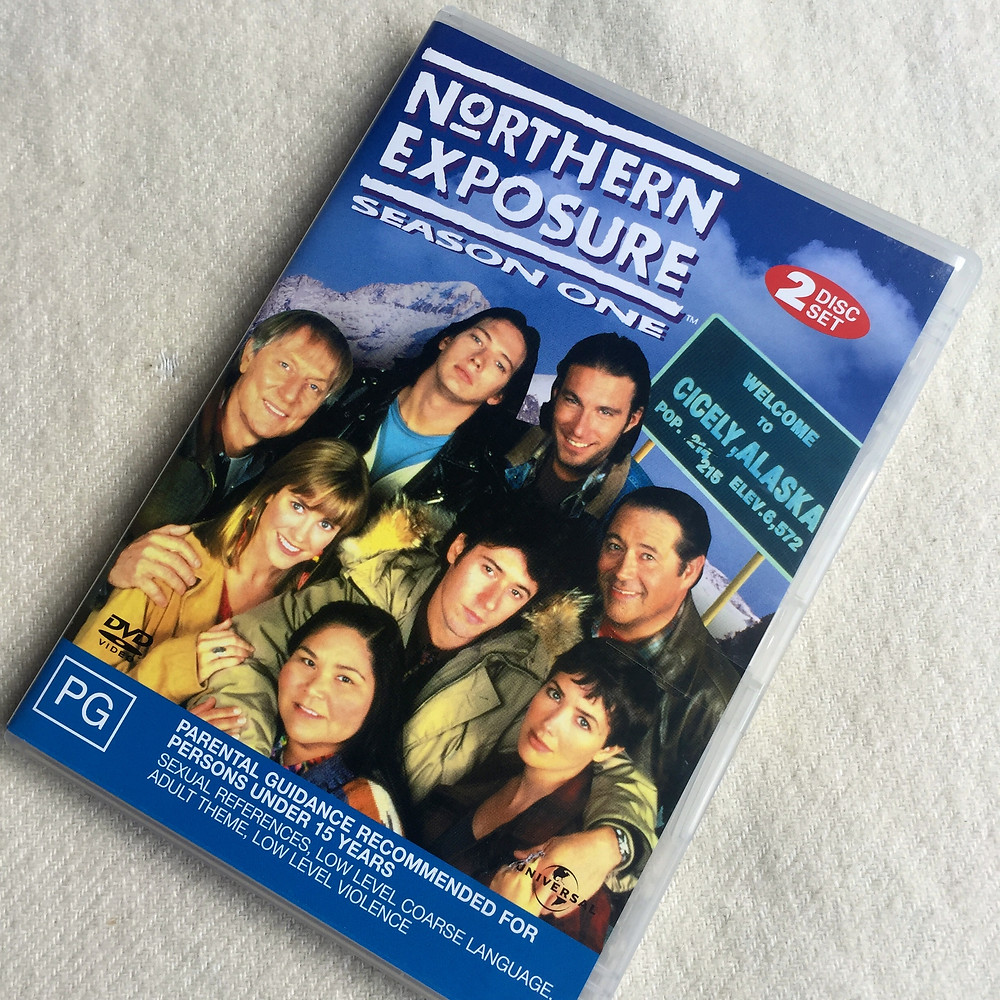 YOU CAN HAVE YOUR SOPRANOS AND YOUR CROWN OF THORNS.  NOTHING COMPARES TO NORTHERN EXPOSURE EVEN 20 YEARS ON: NO SEXISM, NO VIOLENCE, NO EXPLOITATION OF ANY KIND, JUST THE BEST TV EVER, EVER MADE.  EVER.  FOREVER.