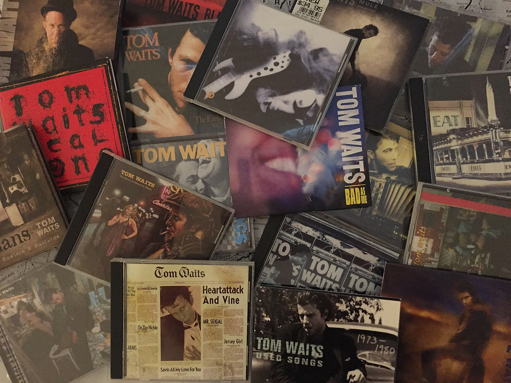 TOTAL BONUS:  A FEW DAYS ON THE ROAD AND YOU CAN LISTEN TO ALL YOUR TOM WAITS CDs