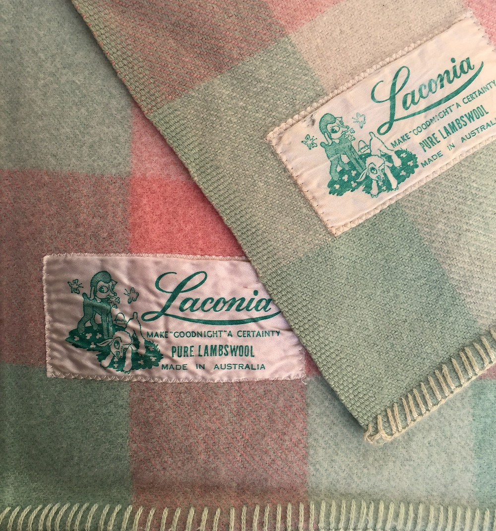 THE BLANKETS, SO SO BEAUTIFUL. PHYSICIAN, MYREST, LACONIA.