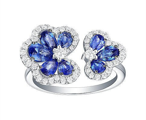 Anniversary Ring San Francisco - Carats & Stones