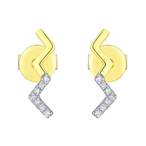 """""""Zaza"""" Earrings"""