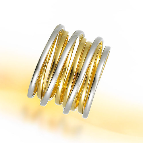 """ Daydreams"" Gold Ring (14K)"
