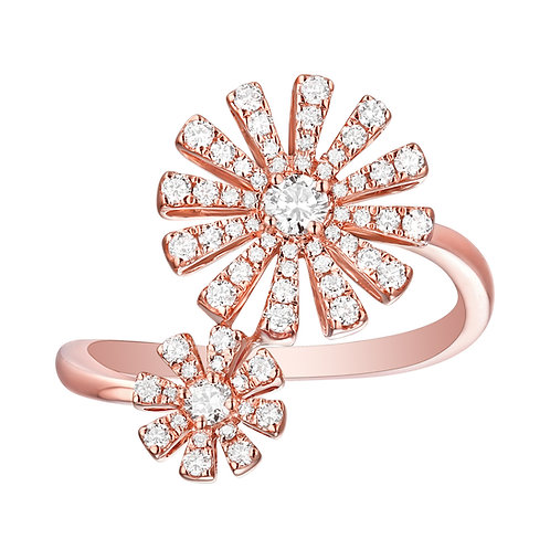 """""""Magnolia"""" Ring"""