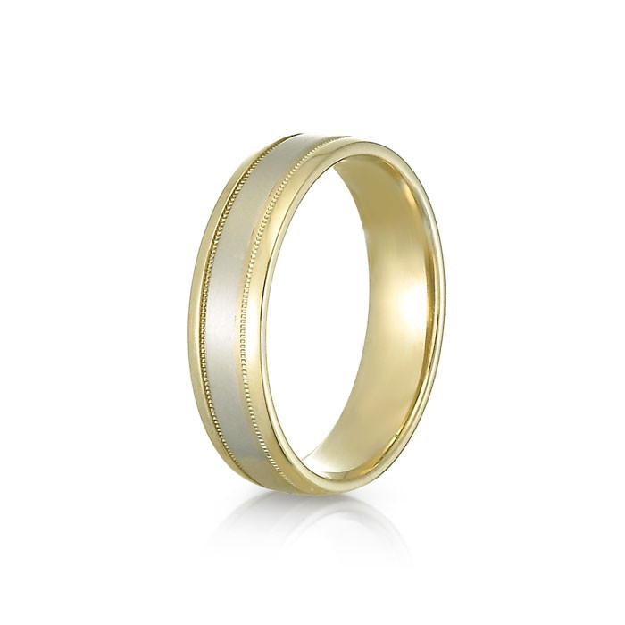 Platinum Gold Ring San Francisco - Carats & Stones