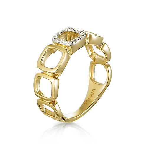 """Carnivale"" Diamond Ring"