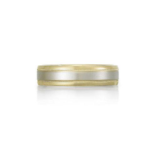 Platinum & Gold Ring