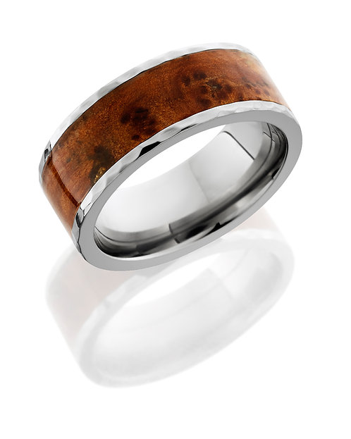 Men's Hardwood Ring Collection