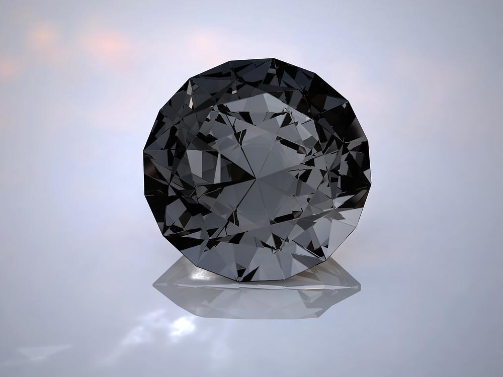 Black Diamond - Carats & Stones
