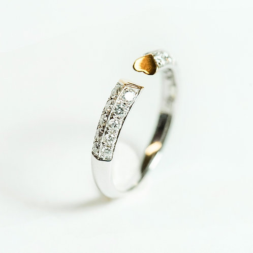 """Giada"" Ring"