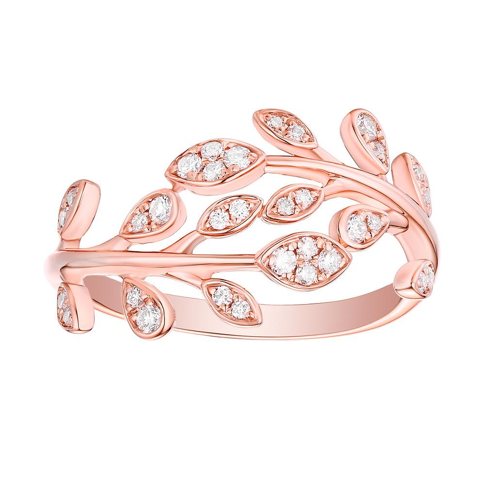 """""""Olivia"""" Ring"""