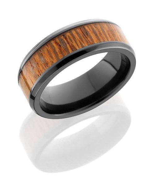Men's Hardwood Ring Collection