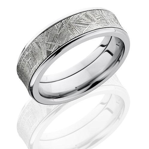 Meteorite Men's Ring