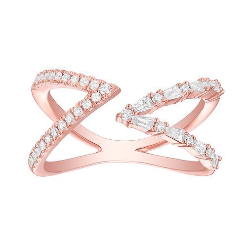 """""""Zaira"""" Ring"""