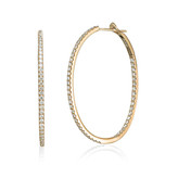 katarina diamond hoops