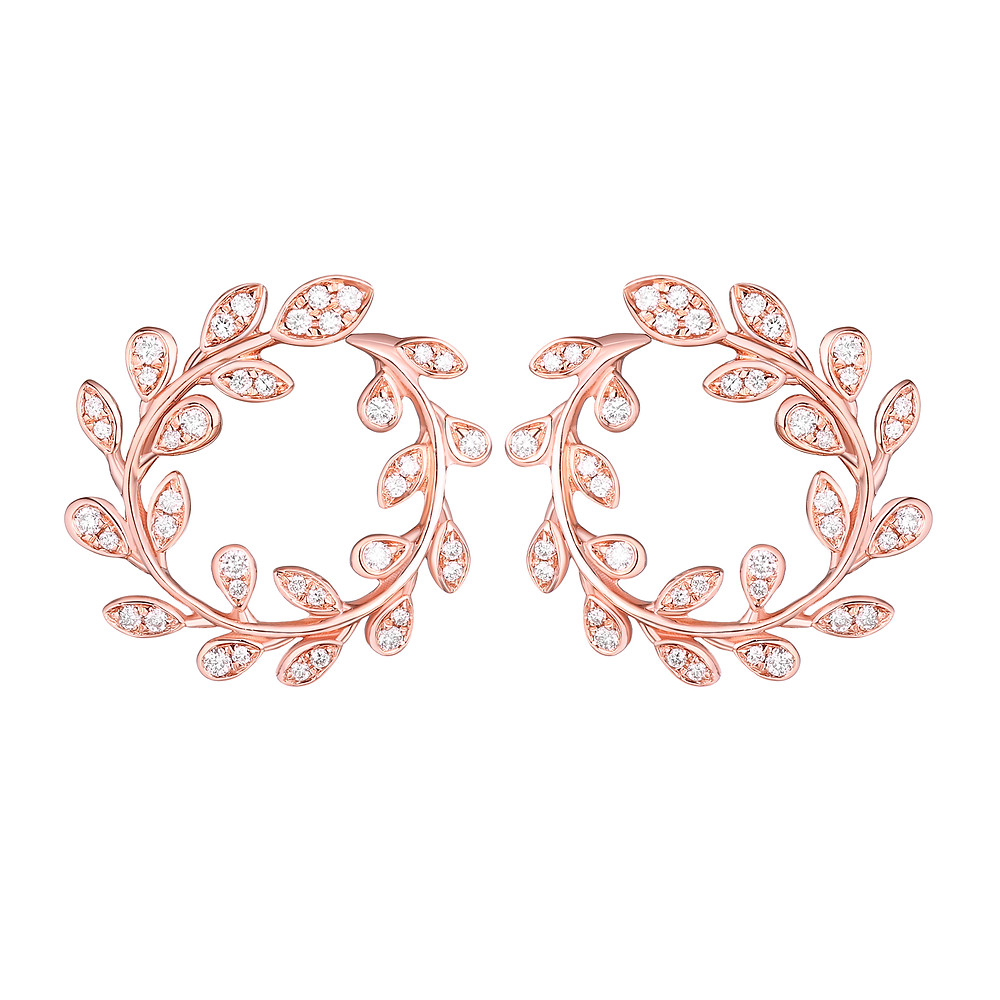 """Olivia"" Earrings"