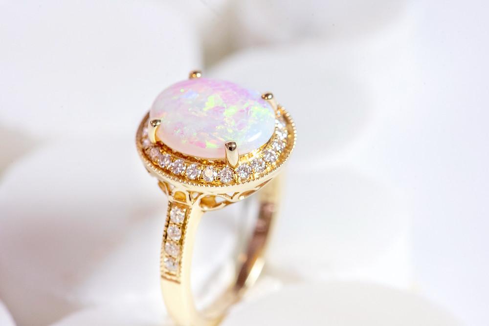 """Soleil"" Ring"