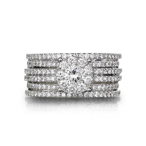 """La Reve"" Diamond Ring"