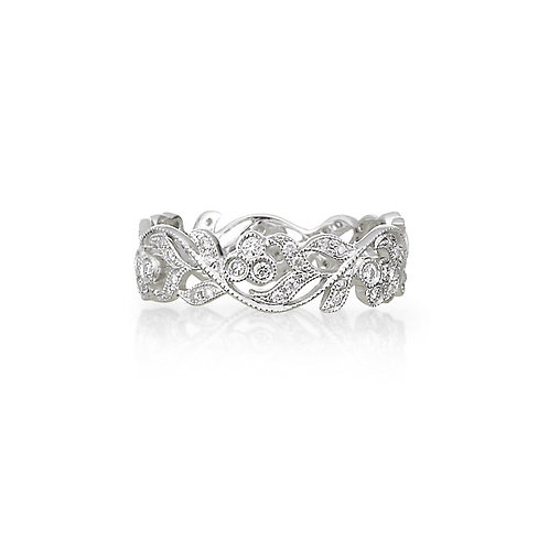 """Apollonia"" Eternity Band"