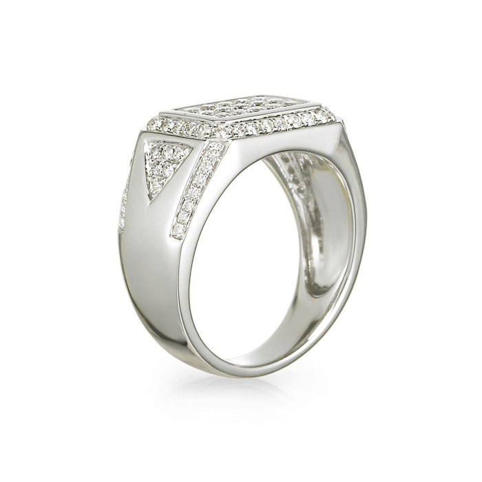 """Horatio"" Men's Diamond Ring"