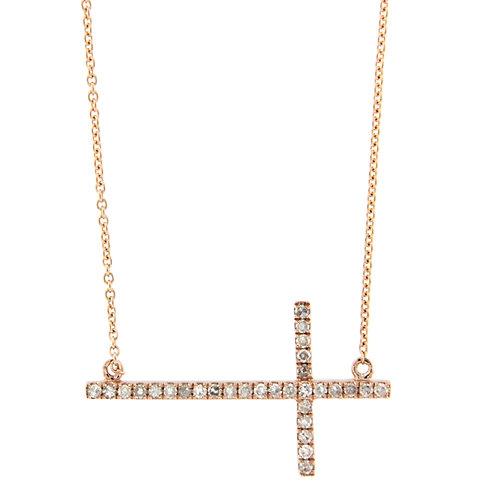 """Cross"" Necklace"