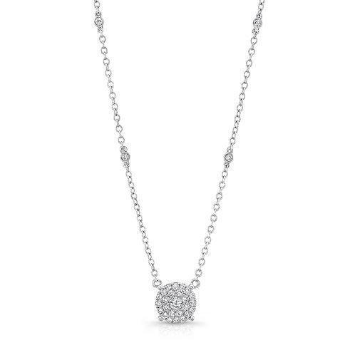 """Annabelle"" Diamond Necklace"