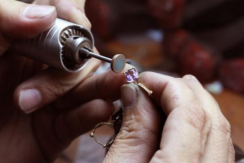 Ring Resizing San Francisco - Carats & Stones