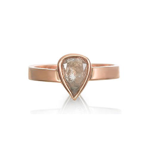 """""""Diamond Silhouette"""" Ring"""
