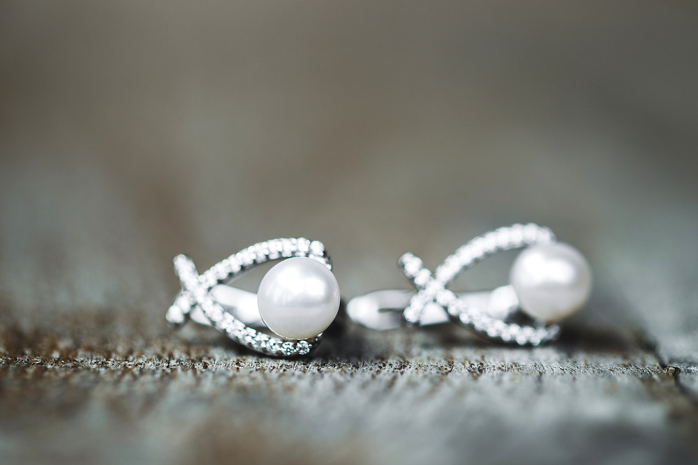 Pearl Earrings San Francisco - Carats & Stones