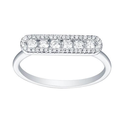 """""""Ziva"""" Ring"""