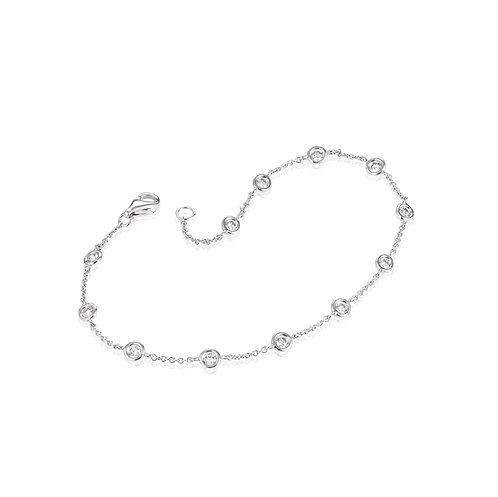"""Tuzanna"" Diamond Bracelet"