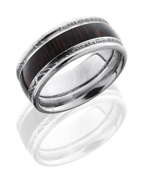 Men's Hardwood Ring