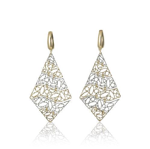 """""""Moroccan Mystique"""" Earrings"""
