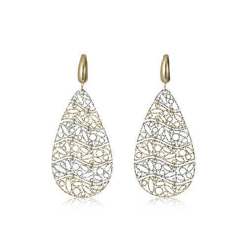 """Moroccan Magic"" Earrings"