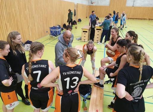 Oberliga-Damen weiterhin siegreich
