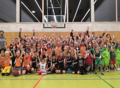 Konstanzer Basketballer feiern Weihnachten