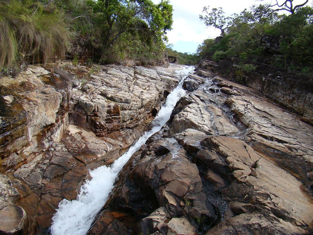 Cânion Cachoeira Grão Mogol
