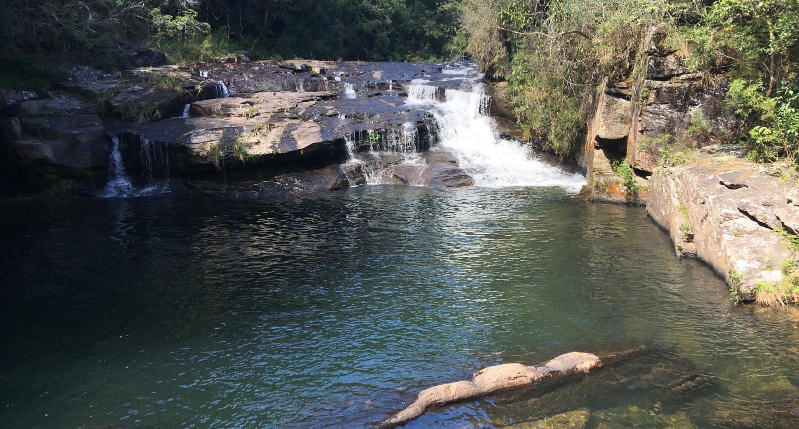 Cachoeira das Onças