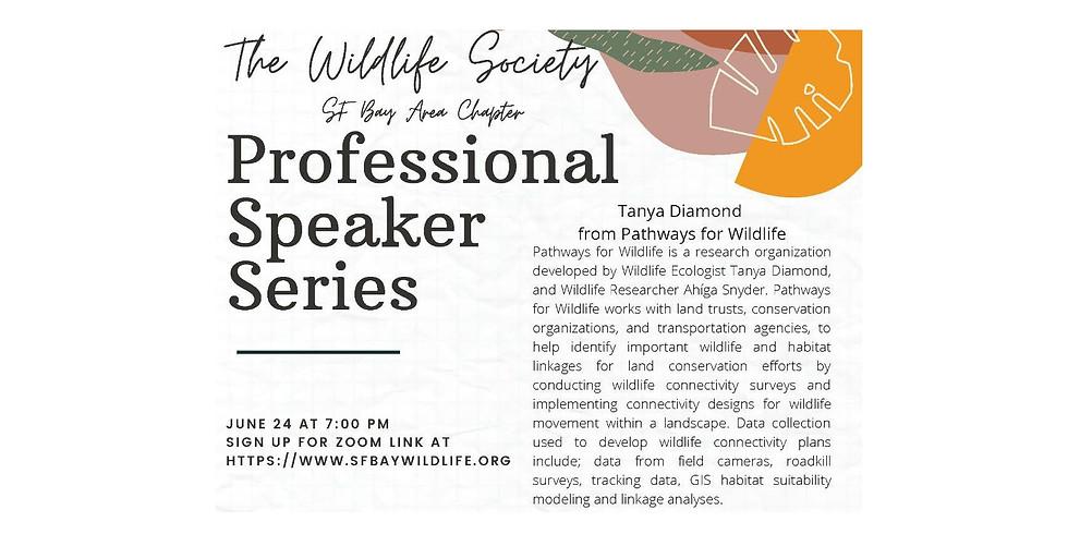 Professional Speaker Series - Tanya Diamond