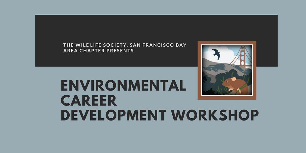 Environmental Career Development Workshop