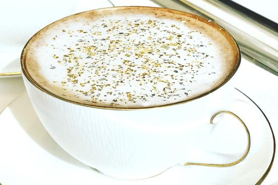 luxo sofisticação cappuccino